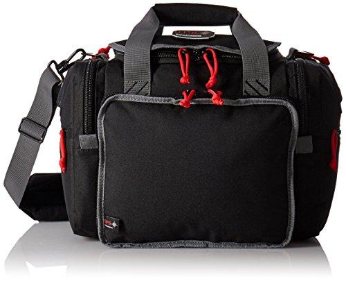 G.P.S. GPS-1411MRB Medium Range Bag, Black