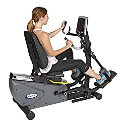 HCI Physiostep recumbent elliptical after a total hip replacement