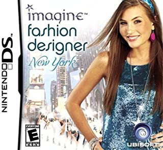 Imagine Fashion Designer New York - Nintendo DS by Ubisoft