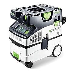 small Festool 574845 CT Mini I Hepa Bluetooth Vacuum Cleaner