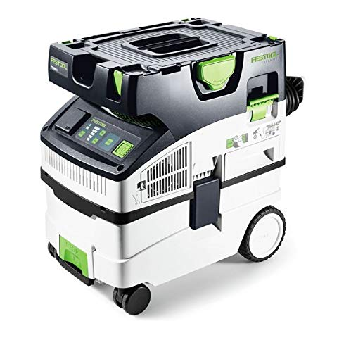Festool CT Mini HEPA Dust Extractor With Bluetooth
