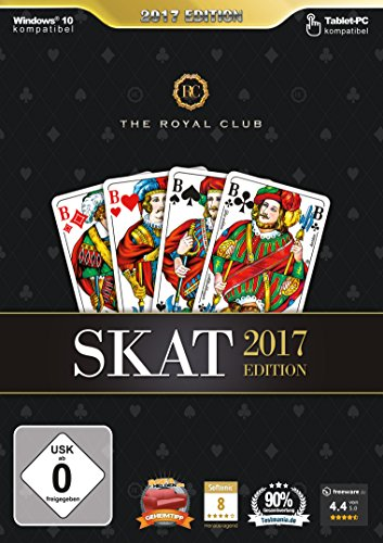 The Royal Club Skat 2017 (PC)