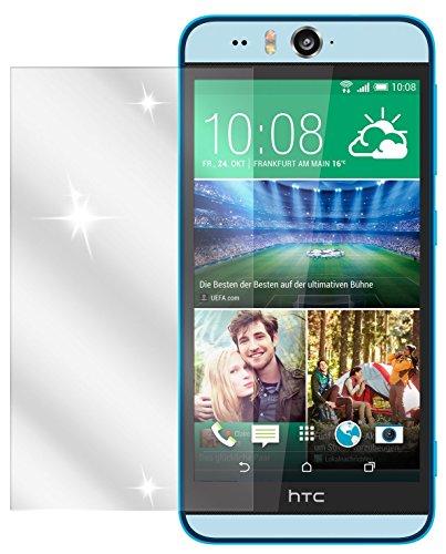 dipos I 6X Schutzfolie klar kompatibel mit HTC Desire Eye Folie Bildschirmschutzfolie