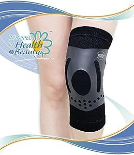 Bodyvine Elastic Knee Stabilizer, XXL