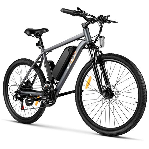 VIVI S2 Electric Bike Electric Mountain Bike E-Bike, 26