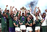 Andy Evans Photos Afrique du Sud Springboks Union Coupe du Monde de Rugby 2019 Japon Photographe Print, Fujicolor Crystal Archive Paper, 12'x8'