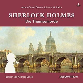 Sherlock Holmes - Die Themsemorde Titelbild