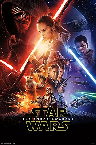 Trends International Star Wars The Force Awakens Wall Poster 24
