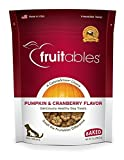 Fruitables Hundeleckerlis, Kürbis- und Cranberry-Mix, 227 g