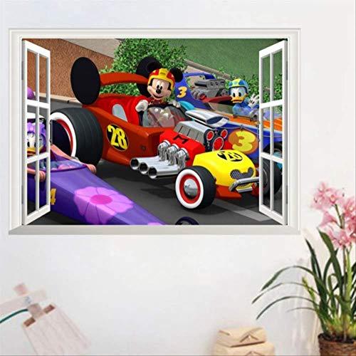 DTGSD Fotobehang-Spiderman 3d Muursticker 42x40cm Woonkamer Slaapkamer Decoratie
