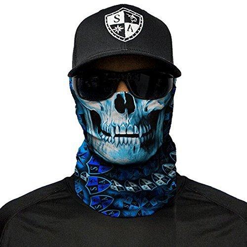 Polyvalente multifonctionnelle foulard écharpe bandana cagoule bonnet masque il
