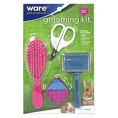 Ware Manufacturing Small Animal Grooming Kit from Ware Manufacturing Inc.