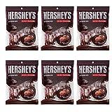 【冬季限定】HERSHEY'S ハーシー チョコ大福餅 チョコ大福 チョコもち おもち 91g×6個セット