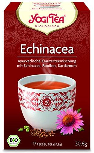 YogiTea® Echinacea Tee BIO 6 Packungen