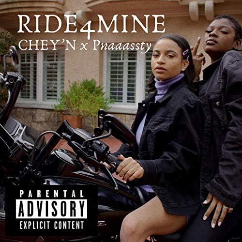 Chey'n and Pnaaassty