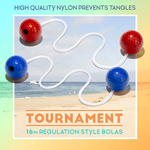 Franklin Sports Replacement Ladderball Bolas