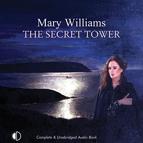 The Secret Tower audiobook cover art