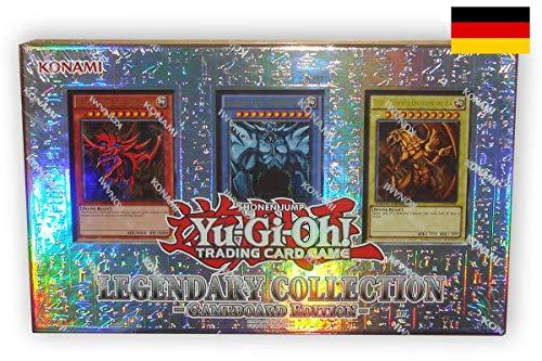 Preisvergleich Produktbild Konami Yu-Gi-Oh! Legendary Collection 2010 - Gameboard Edition (DE)