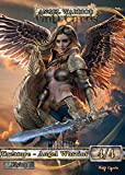 GnD Cards 3X Angel Warrior #1 Custom Altered Tokens