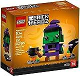 LEGO Halloween Witch - Spook Your Friends with BrickHeadz™ Halloween Witch!