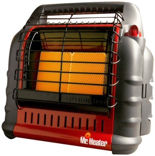 Mr Heater F274865 F274865-Massachusetts/Canada Portable LP Heater,Red,Regular