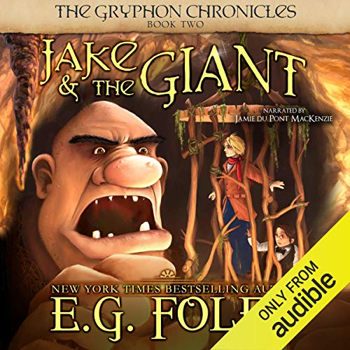 Jake & The Giant audiobook cover art