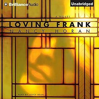 Loving Frank audiobook cover art