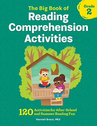 Compare Textbook Prices for The Big Book of Reading Comprehension Activities, Grade 2: 120 Activities for After-School and Summer Reading Fun  ISBN 9781641522953 by Braun M.Ed., Hannah