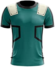 my hero academia compression shirt