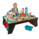 Best Train Tables - KidKraft Aero City Train Set & Table Review