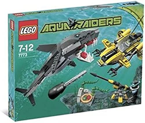 Tienda 2018 LEGO Aqua Raiders 7773 7773 7773  diseño único
