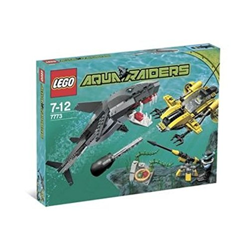 LEGO Aqua Raiders 7773 - Tigerhai