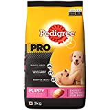Pedigree PRO Expert Nutrition Large Breed Puppy (3-18 Months) Dry Dog Food 3kg