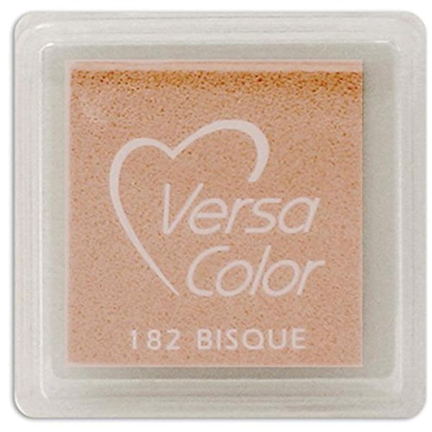 Tsukineko Small-Size VersaColor Ultimate Pigment Inkpad, Bisque