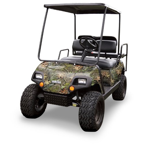 Mossy Oak Graphics (10060-OB) Obsession 4' x 10' Roll Golf Cart Camouflage Kit