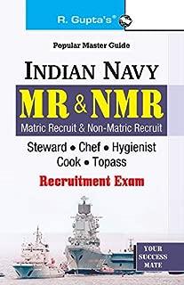 Indian Navy: MR & NMR (Steward, Chefs, Hygienists, Cook, Topass) Recruitment Exam Guide