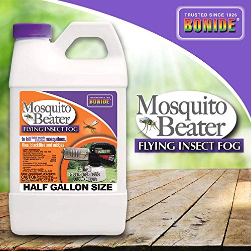Bonide 552 Mosquito Beater Flying Insect Fog, 1/2 Gallon