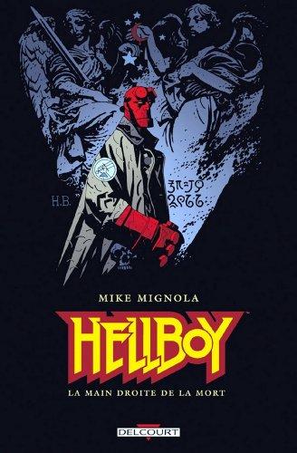 Hellboy T04 : La main droite de la mort
