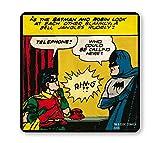 Logoshirt - Batman Dessous de Verre - DC Comics sous-Verre - Batman and Robin - Telephone...