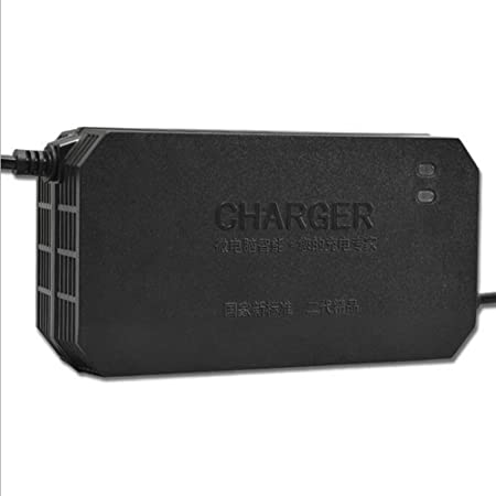 Gozar 48v 20ah 220v Smart Fast Battery Charger For Car Motorcycle Electric Scooter Auto
