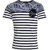 Religion Rugby - T-Shirt Marinière La Tribale - L