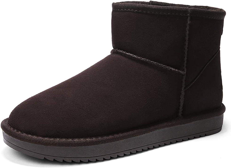 Melady Men Fashion Winter shoes Snow Boots