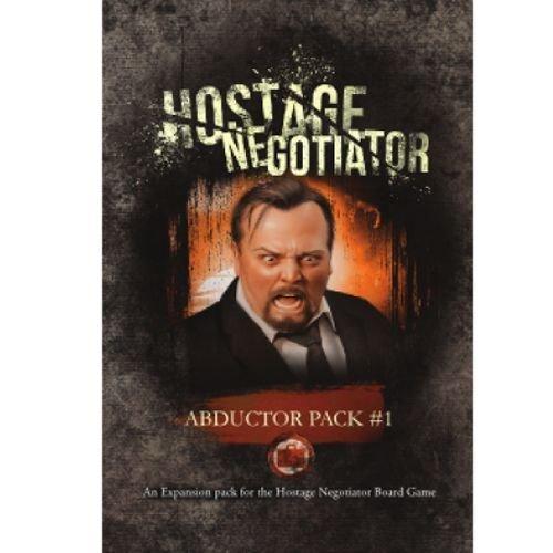 Van Ryder Games Hostage Negotiator: Abductor Pack #1
