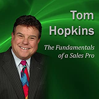 The Fundamentals of a Sales Pro cover art
