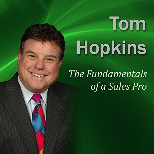 The Fundamentals of a Sales Pro audiobook cover art