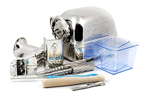 Pack promo Angel 8500s + Accessoires - Extracteur De Jus Horizontal