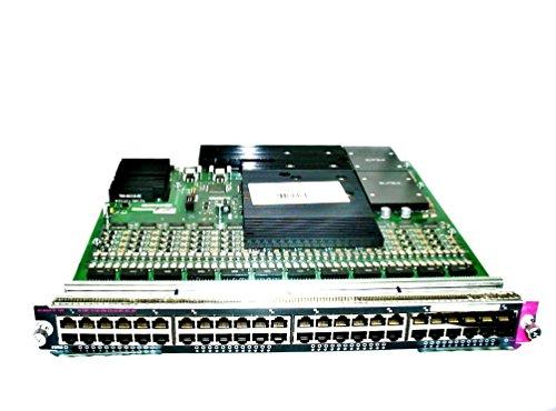 Cisco Systems Catalyst 6500 Cisco Express Forwarding 256 Interfa Switchmodul Giga 48 x RJ45 10 100 1000 mit 8023af PoE Daughter Card Ersatzteil