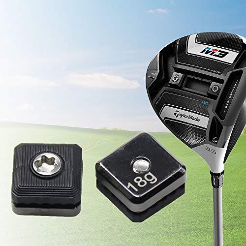 QHALEN Golf Weight for Taylormade 2018 New M3 Driver 18g Driver Weight