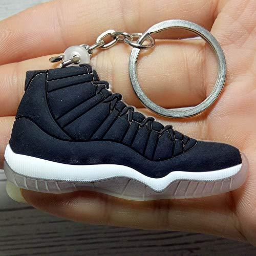 DQH Fqdqh Zapato Retro Llavero Hombres y Mujeres Regalo Llavero Zapatilla de Deporte Titular de la Clave Productos Calientes al por Menor (Color : R)