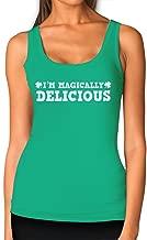 TeeStars Women's - I'm Magically Delicious Tank Top
